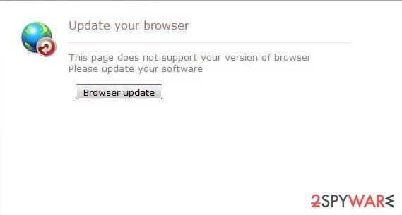 Update your browser snapshot