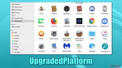 UpgradedPlatform