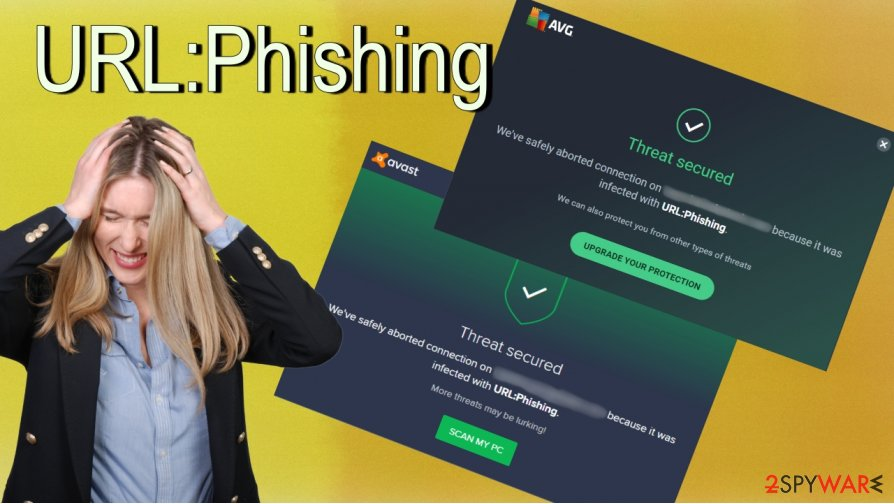 URL:Phishing virus
