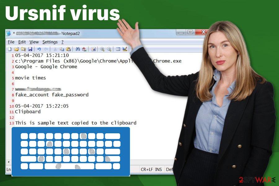 Ursnif virus