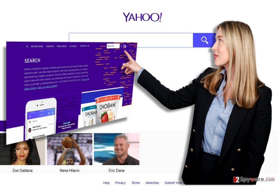 Us.yhs4.search.yahoo.com sample screenshot