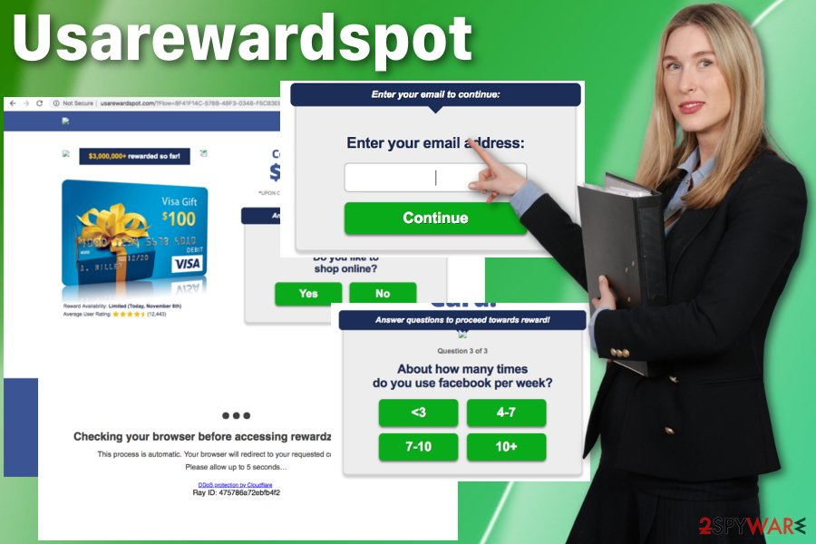 Remove Usarewardspot (Free Instructions) - updated Aug 2019