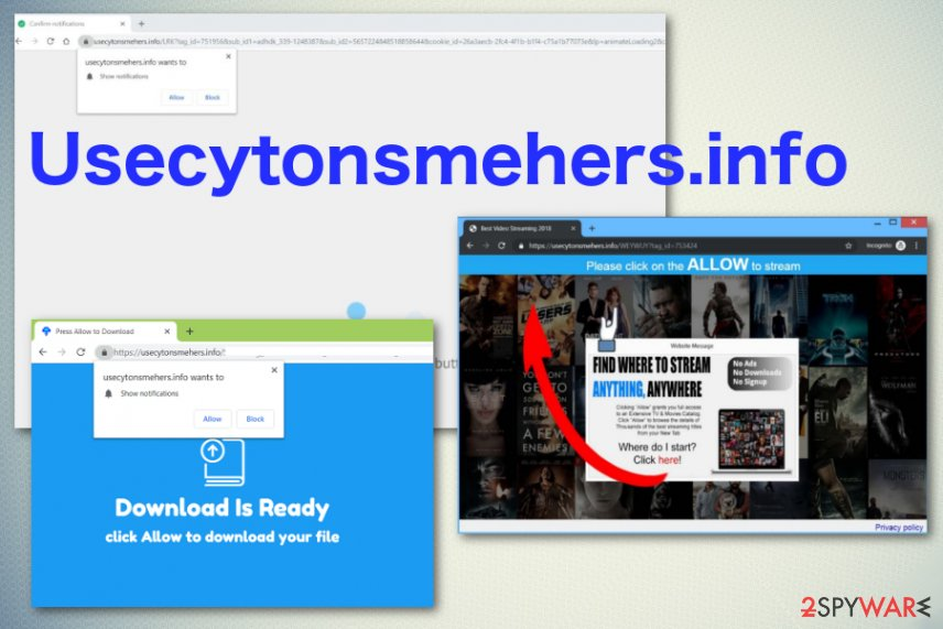 Usecytonsmehers.info