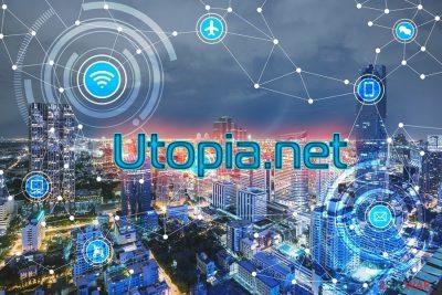 Utopia.net DNS hijacker