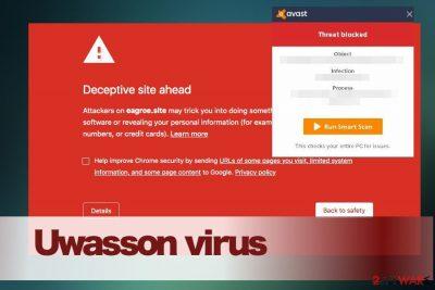 Uwasson virus