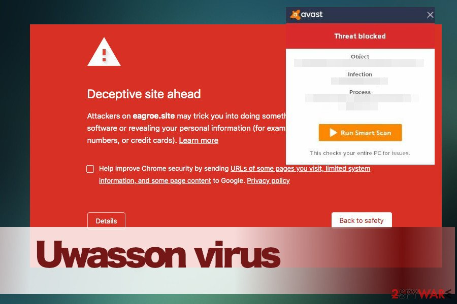 Uwasson virus