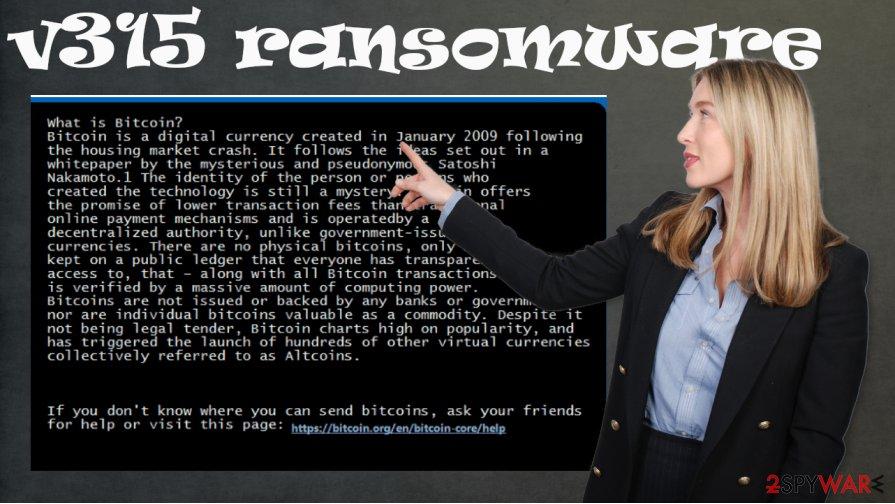 v315 ransomware virus