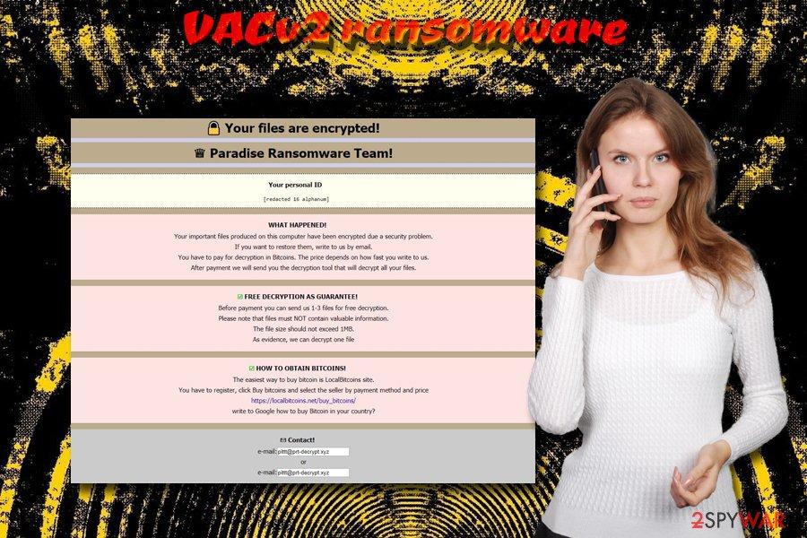 VACv2 virus