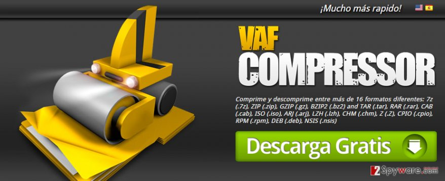 VAFCompressor ads