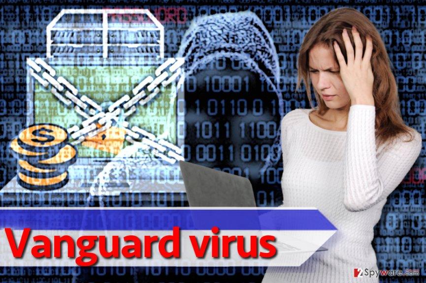 Vanguard ransomware virus