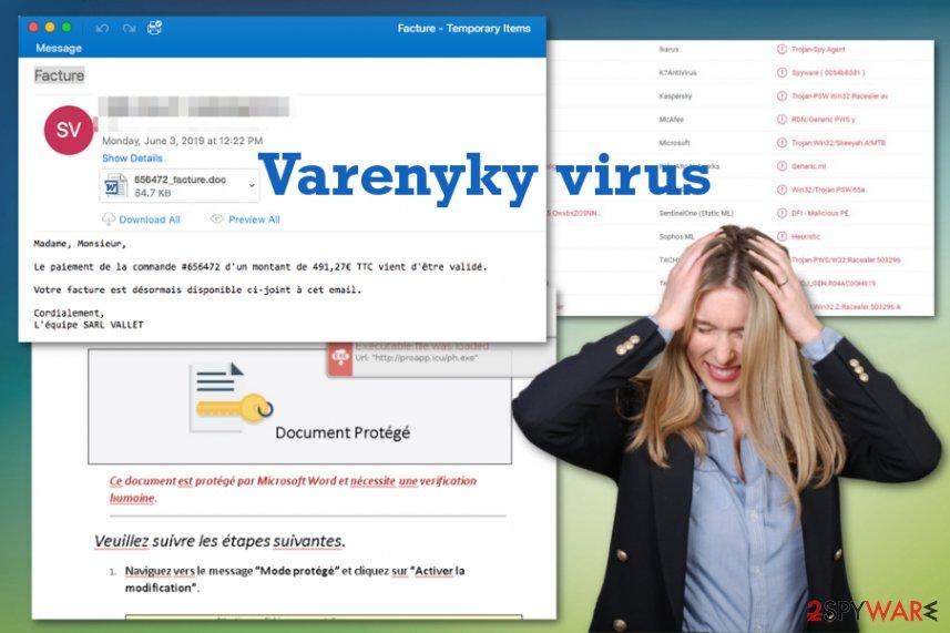 Varenyky spambot