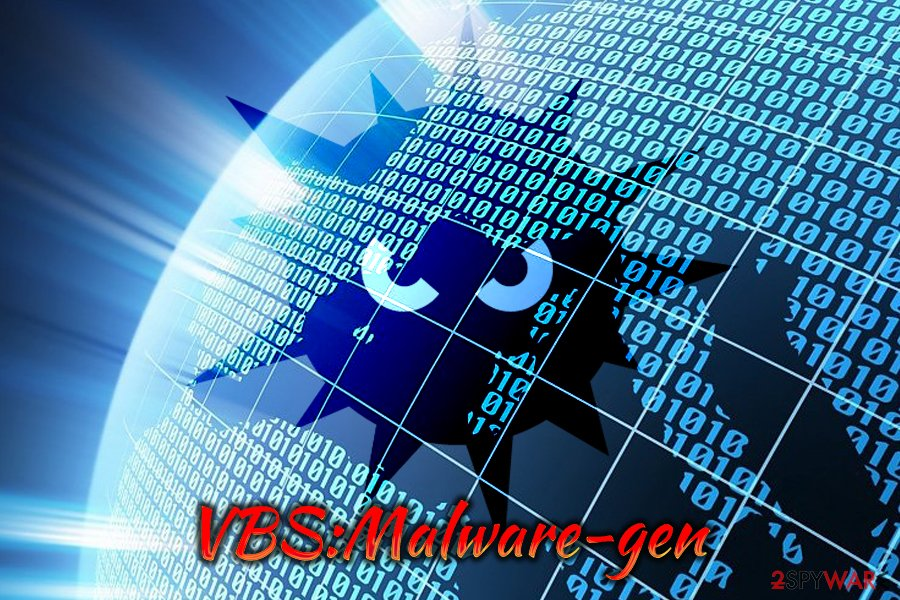 VBS:Malware-gen virus