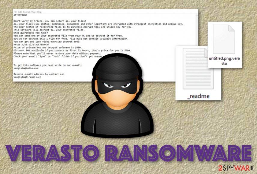 Verasto malware