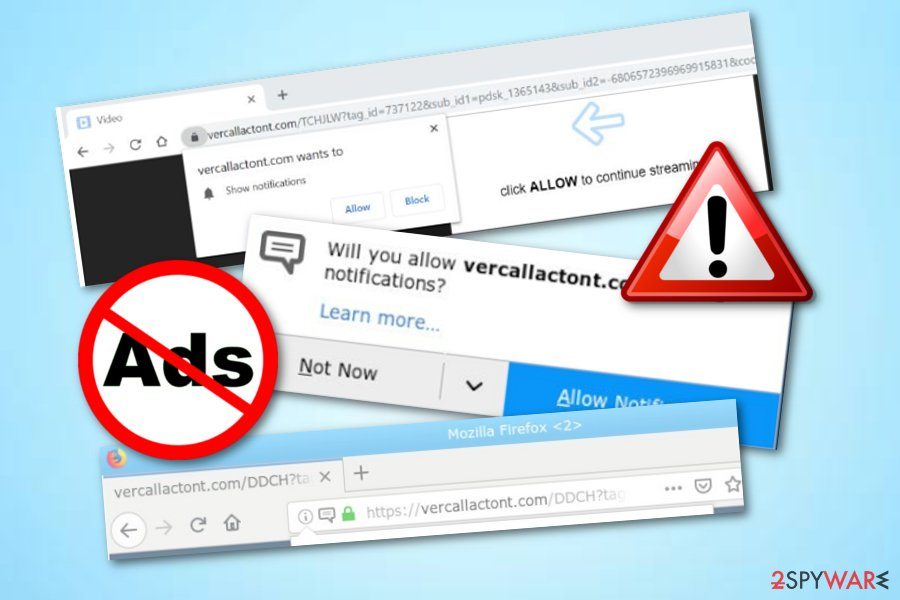 Vercallactont.com adware