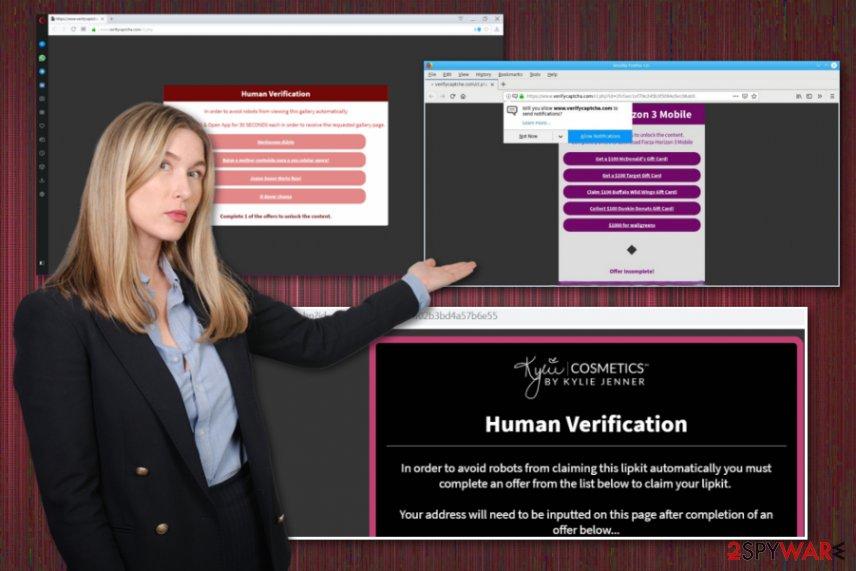 Verifycaptcha.com virus