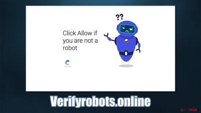 Verifyrobots.online virus