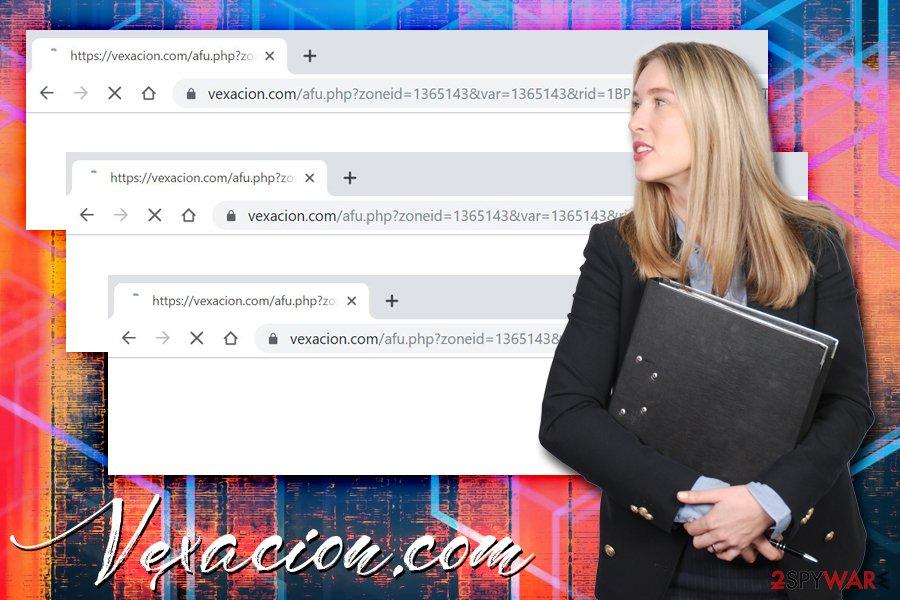 Vexacion.com PUP