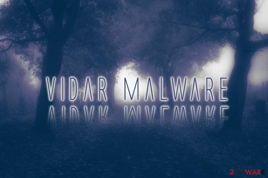Vidar malware