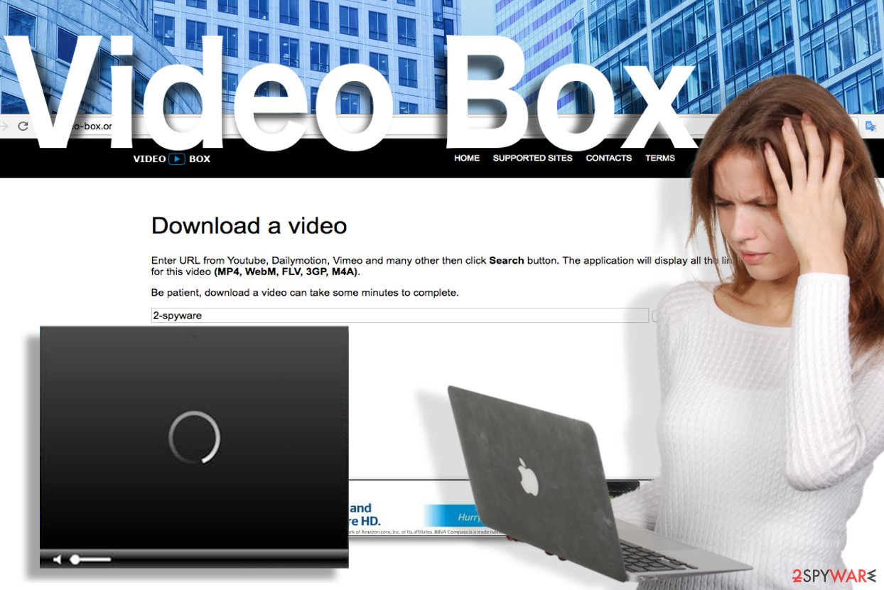 Image of Video Box ads