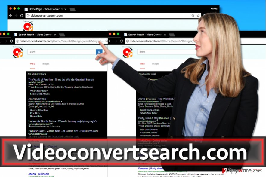 Videoconvertsearch.com virus
