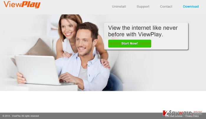 ViewPlay ads
