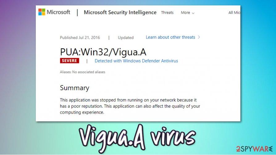 Vigua.A virus