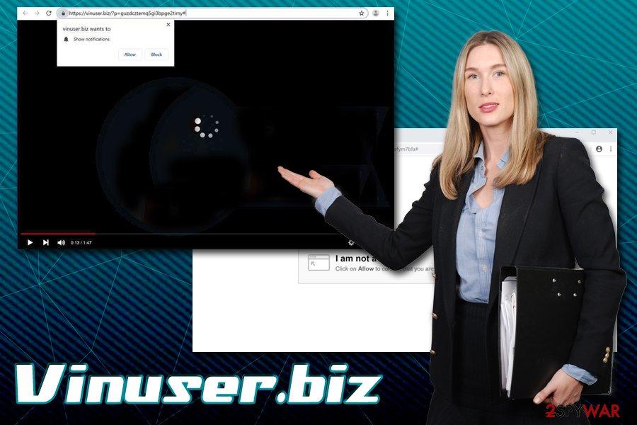 Vinuser.biz push notifications