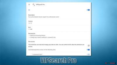VIPSearch Pro