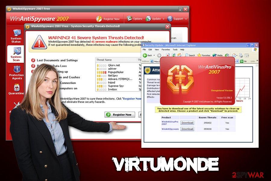Virtumonde virus