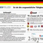Virus Bundespolizei snapshot