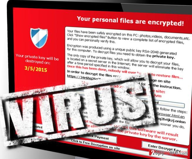 .ezz File Extension virus