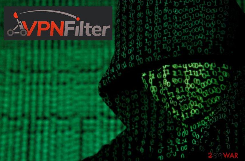VPNFilter virus