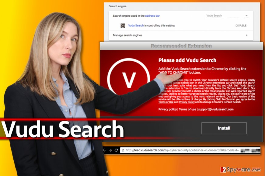 Vudu Search virus