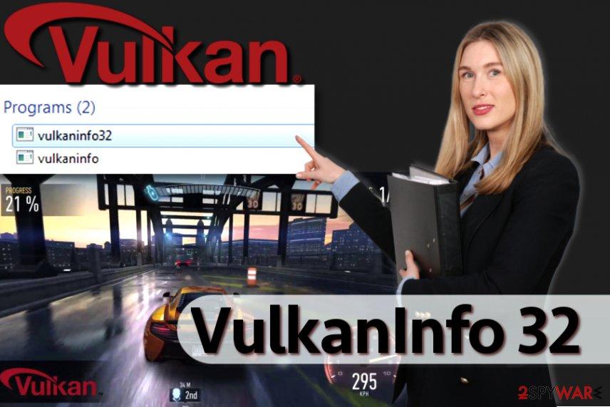 Vulkaninfo32 software