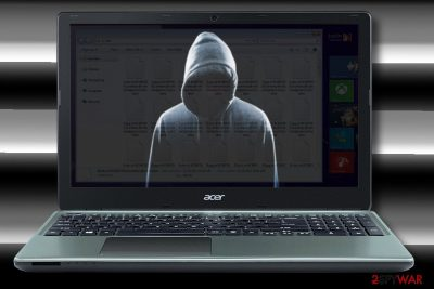 Vurten ransomware attacks English-speaking users