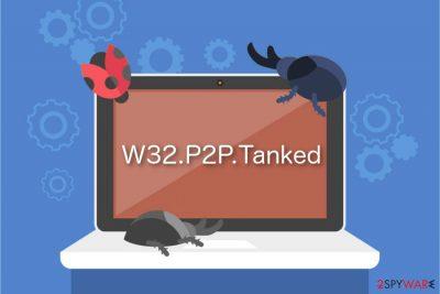 W32.P2P.Tanked image