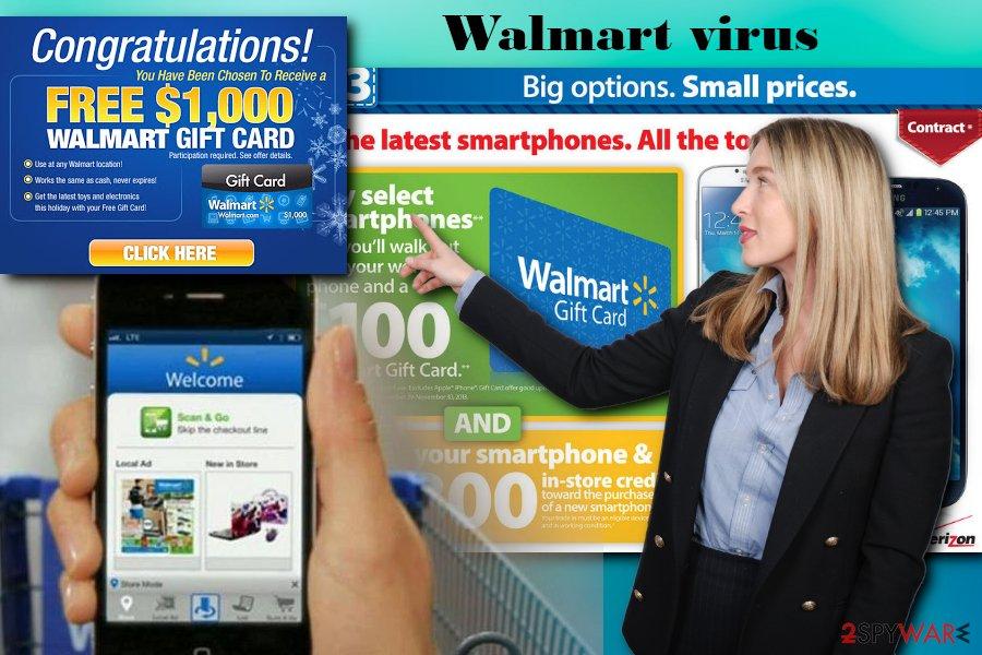 Walmart virus