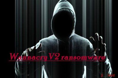 WannacryV2 virus