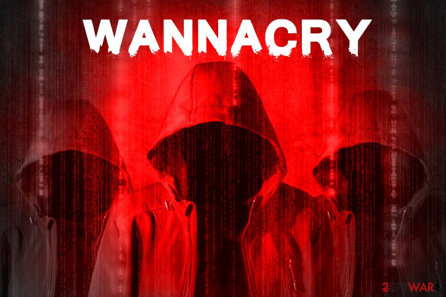 WannaCry virus still prevalent