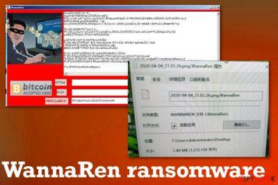 WannaRen ransomware