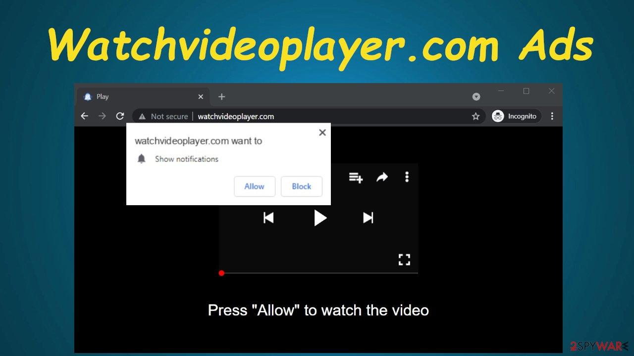Watchvideoplayer.com Ads