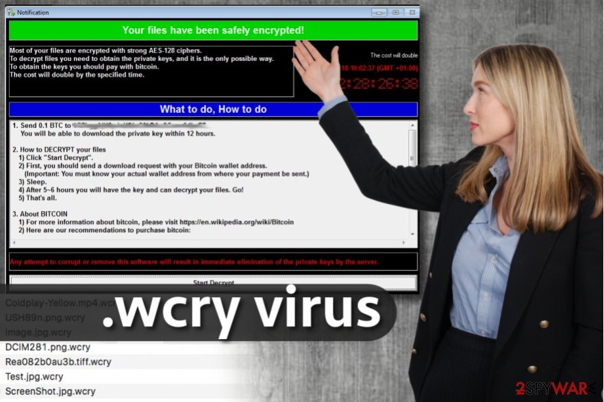 .wcry file extension virus