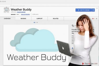 The image of WeatherBuddy