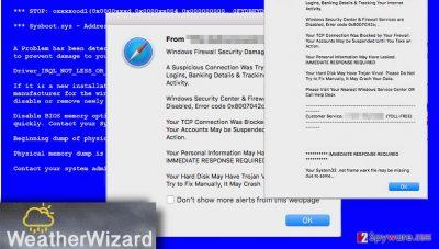 Weather Wizard virus
