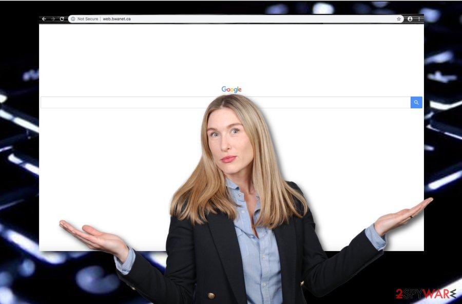 Web.bwanet.ca virus