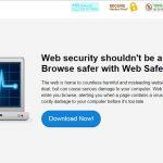Web Safeguard ads