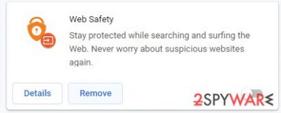 Remove Web Safety