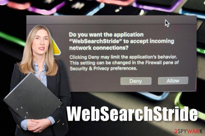 WebSearchStride