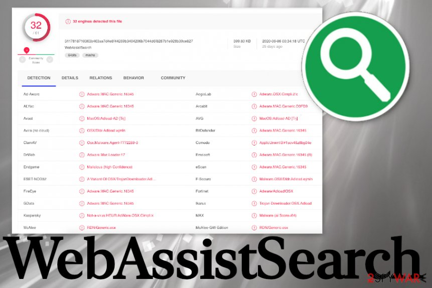 WebAssistSearch