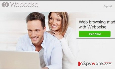 Webbelse Deals and Webbelse Ads snapshot